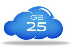 25GB cloud-surf.de
